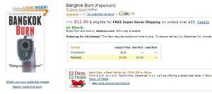 BB paperback Amazon listing
